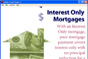 interest only mortgage