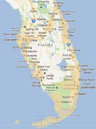 Florida USDA map
