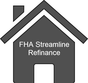 FHA Streamline Refinance Mortgage